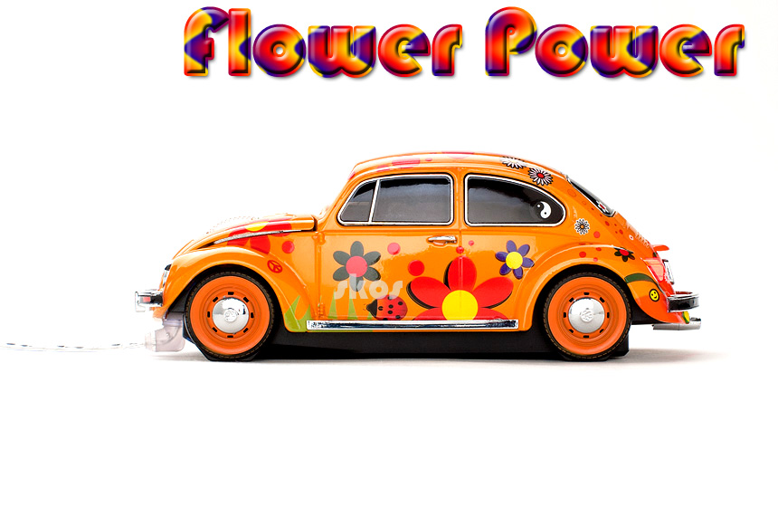 kar kas usb mouse vw k fer beetle als flower power neu kult supersch n ebay. Black Bedroom Furniture Sets. Home Design Ideas